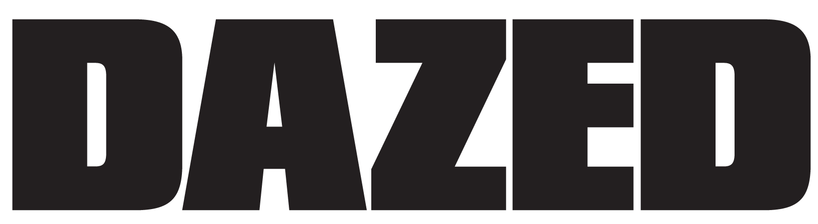 The Dazed logo