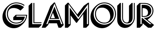 The Glamour logo
